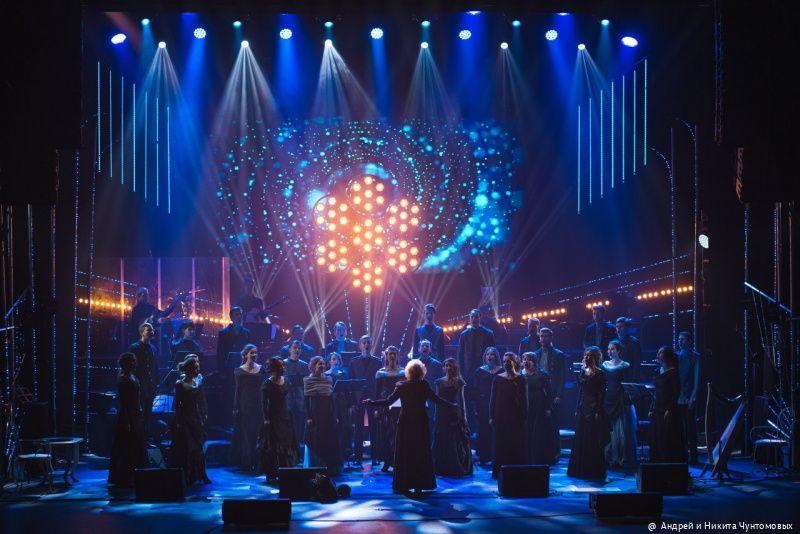 Пермский хор «Млада» собрал аншлаг на юбилейном концерте