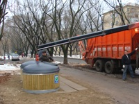 Контроль по вывозу мусора пермькуда пожаловаться